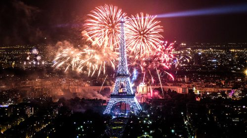 Paris, France for New Years Eve