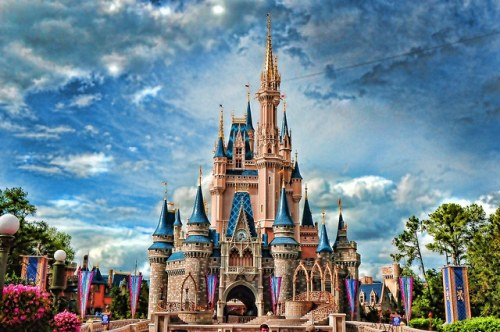 Disneyworld in Orlando, Florida